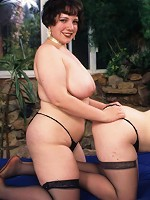 A couple more hot, rug-munching, plump rumped sluts came our way and you wont want to miss all the the festivities. These tw
