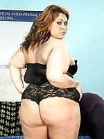 Tasha wants her amateur pussy slammed inside out by a professional and today this plumper's dream comes hardcore fuckfest